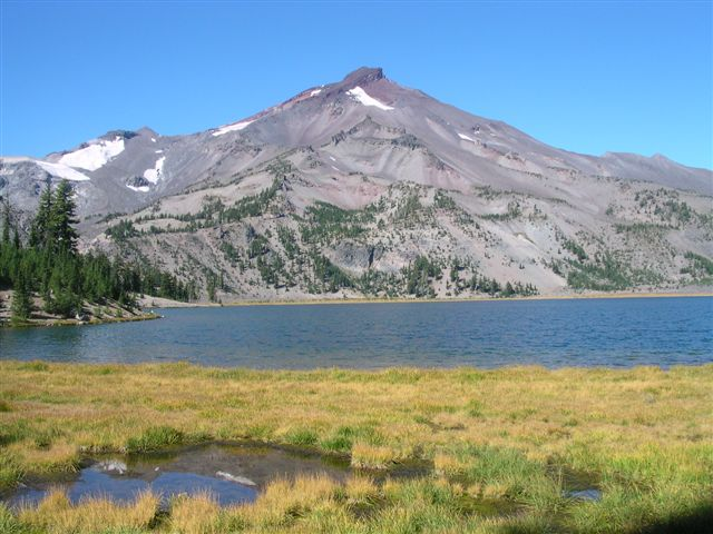 Camp green lake